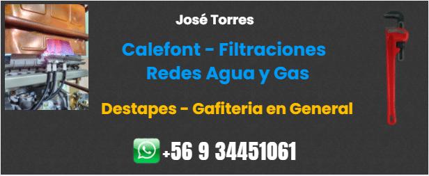 gasfiter Jose Torres